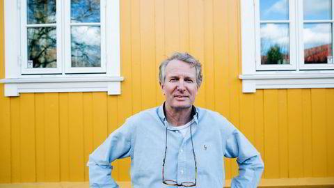GIKK AV. Ya Bank-gründer Svein Lindbak gikk fra styret i banken etter press fra den største eieren, Kistefos. Foto: