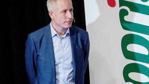 Administrerende direktør Espen Eldal i Europris.