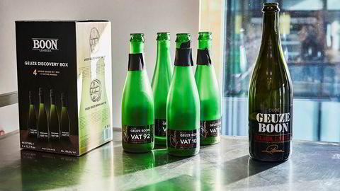 Belgiske Brouwerij Boon er kjent for å brygge surøl av høy kvalitet. Nå får du dem på Vinmonopolet.