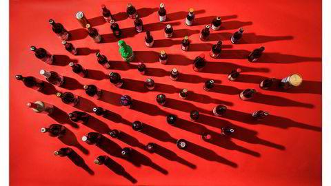 Juleøl. DN har testet alle juleøl tilgjengelig på Vinmonopolet.