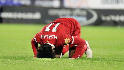 Årets navn. Liverpool-spilleren Mohamed Salah skjøt Egypt til sitt første VM på 28 år, og ble en folkehelt i landet. Uten å stille til valg, fikk han en million stemmer under presidentvalget i Egypt i år. Salah satte scoringsrekord, ble toppscorer og kåret til årets spiller i Premier League i 2018.