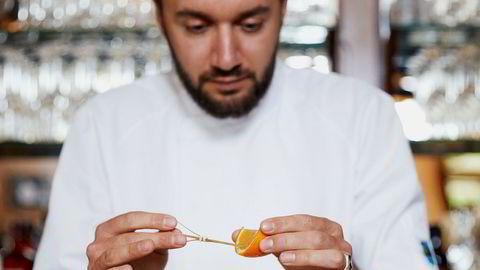 Tilbakeføring. Tomas Ricciardi har brakt Bettola tilbake til originalkonseptet, aperitivobar etter italiensk modell.