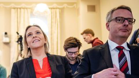 Terje Søviknes tar nå over for Sylvi Listhaug som eldreminister.