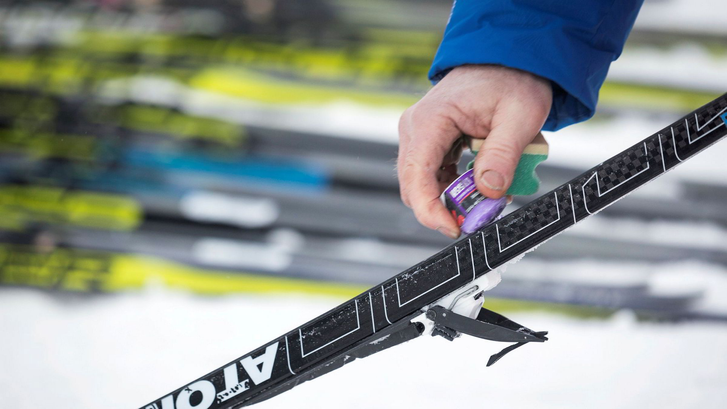 Det er 17 norske amatørsmørere og fem kontrollpersoner som har fått sine blodprøver testet i en ny undersøkelse utført av en legespesialist på bestilling for Dagbladet.
