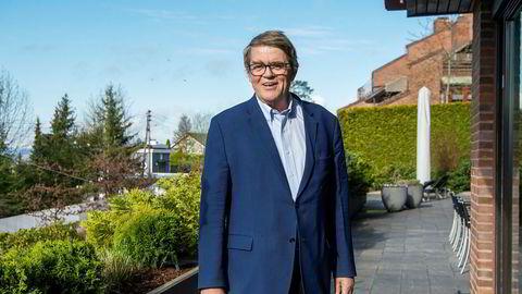 Jan Petter Sissener sier at suksesshonorar gjorde at 2019 ble bedre enn 2018.