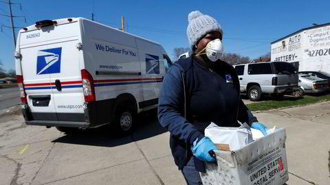 En føderal dommer har blokkert Trump-regjeringens endringer i hvordan det amerikanske postvesenet opererer.