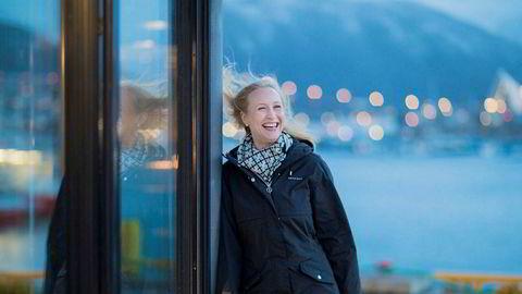 Administrerende direktør i Norges Sjømatråd, Renate Larsen, spår dobling til over 200 milliarder kroner i eksportverdi for norsk sjømat i 2030.