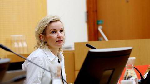 Økokrim har mottatt mange henvendelser om binære opsjoner, forteller førstestatsadvokat Trude Stanghelle.