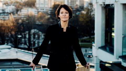 Investeringsdirektør Alexandra Morris i Skagenfondene.