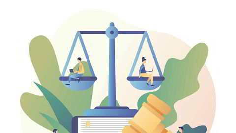 Som it-mann og gründer av en rekke digitale tjenester ble jeg overrasket over hvor gammeldags advokatbransjen var, skriver innleggsforfatteren.