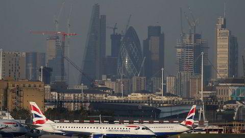International Airlines Group (IAG) eier blant annet British Airways.