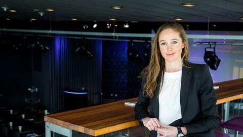 – De har kun 1,5 prosent betalende brukere nå og allerede har de en positiv operasjonell kontantstrøm, sier analytiker Henriette Trondsen i Arctic Securities.
