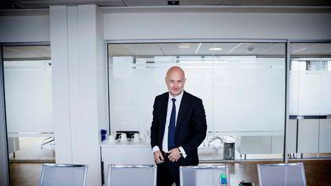 Ole Henrik Bjørge, administrerende direktør i Pareto, bekrefter i en pressemelding at selskapet er på vei inn i Tyskland.