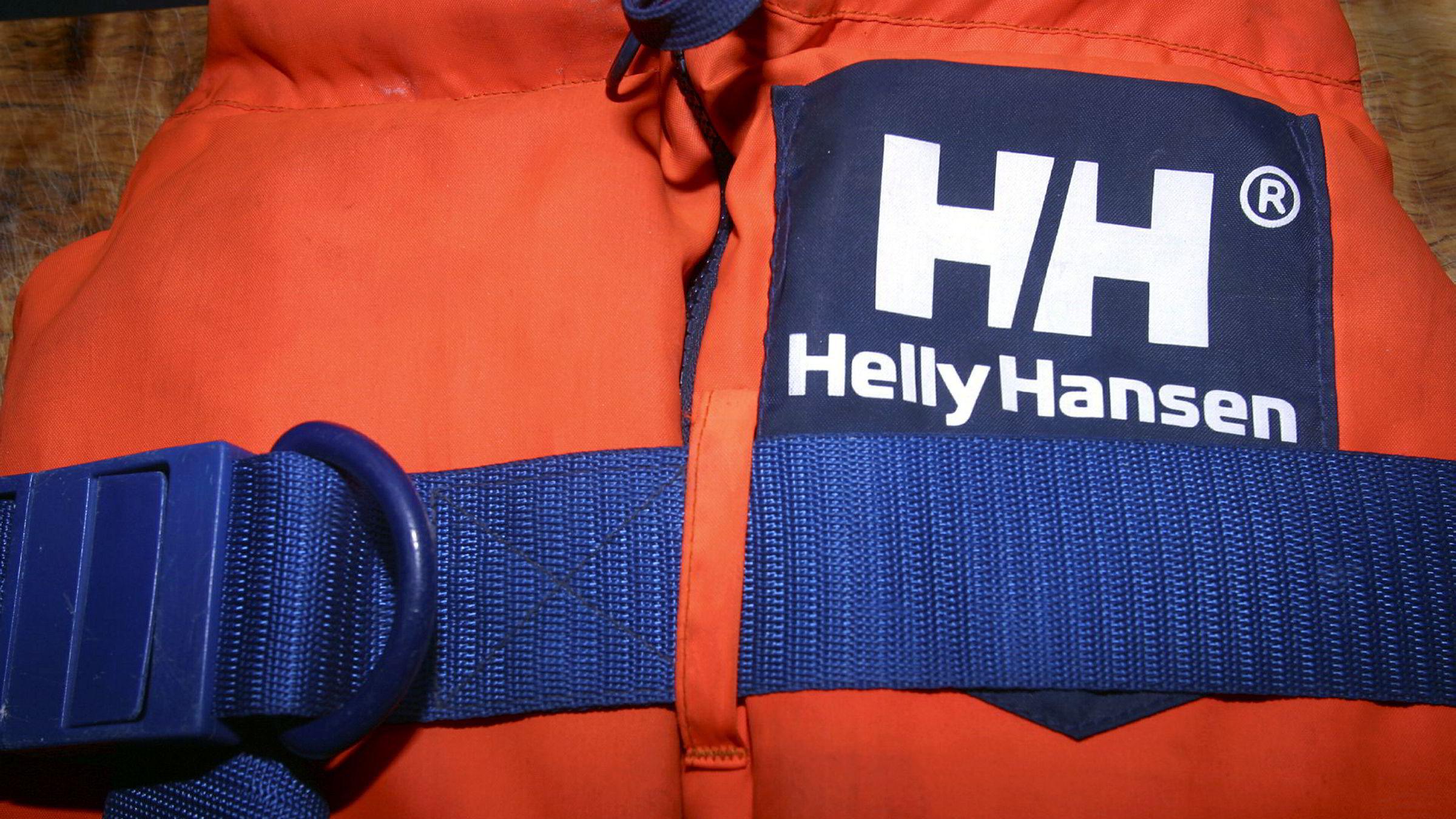 b1206cad Helly Hansen startet i Moss med maritim bekledning og sikkerhetsutstyr. Nå  er selskapet også stort