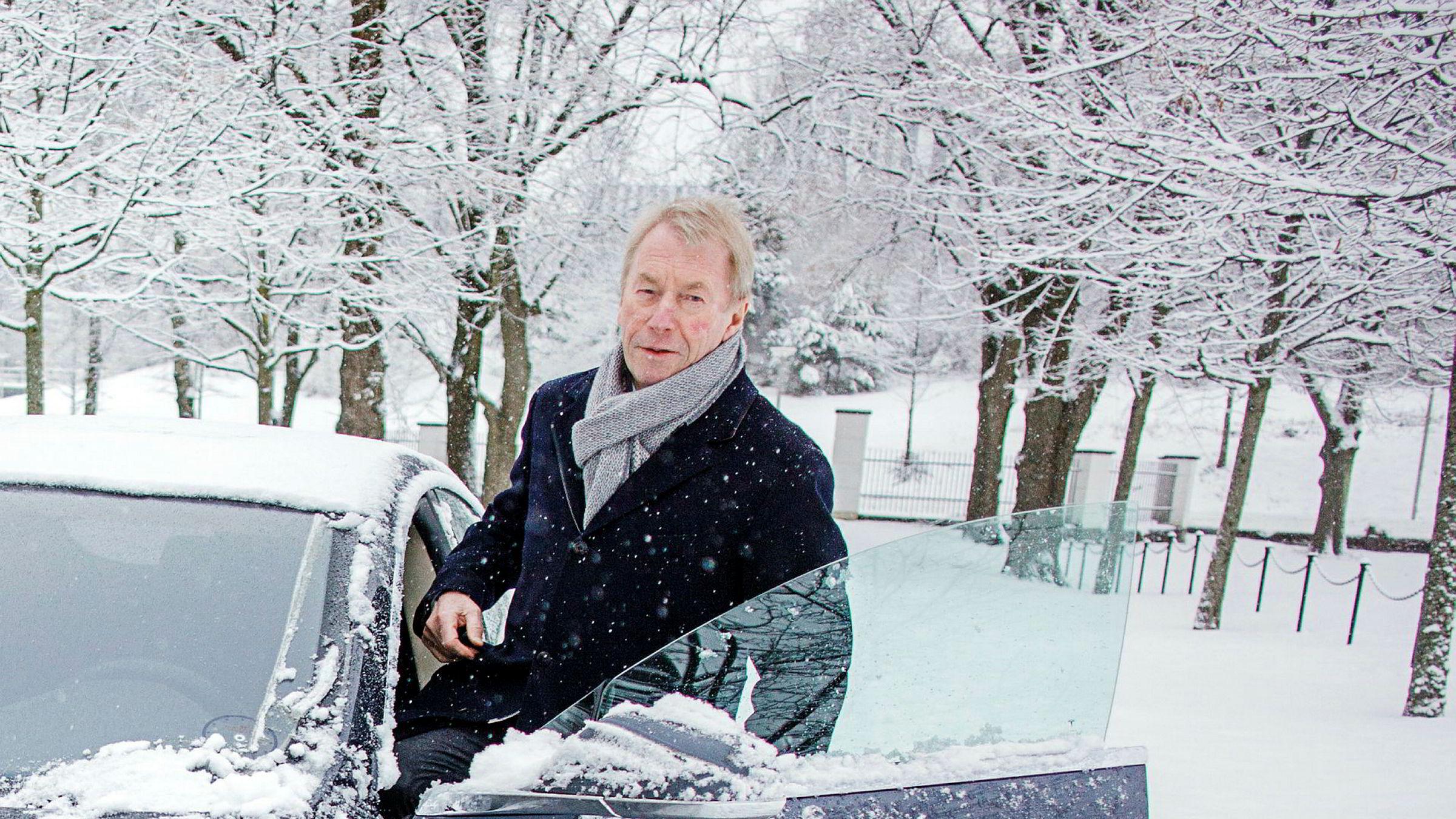 Jens Ulltveit-Moe vil gå inn som styreleder i Norske Skog for å gjøre papirgiganten til et bioenergiselskap.