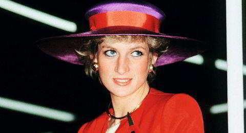 Prinsesse Diana entrer «The Crown» – slik ble hun et moteikon