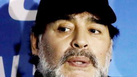 Diego Maradona er død. Han ble 60 år gammel.