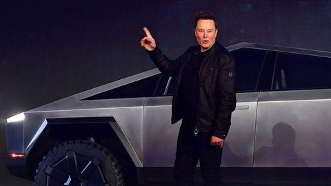 Tyske domstoler skal ha bestemt at Tesla har villedet sine kunder. Bildet er av Tesla-toppsjef Elon Musk.
