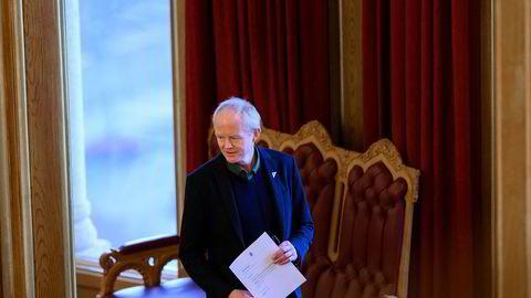 Lars Haltbrekken er SVs representant i energi- og miljøkomiteen på Stortinget.