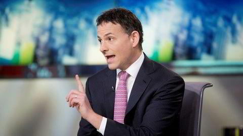 David Einhorn er sjef i hedgefondet Greenlight Capital. Han er kjent for å ha forutsett finanskrisen i 2008.