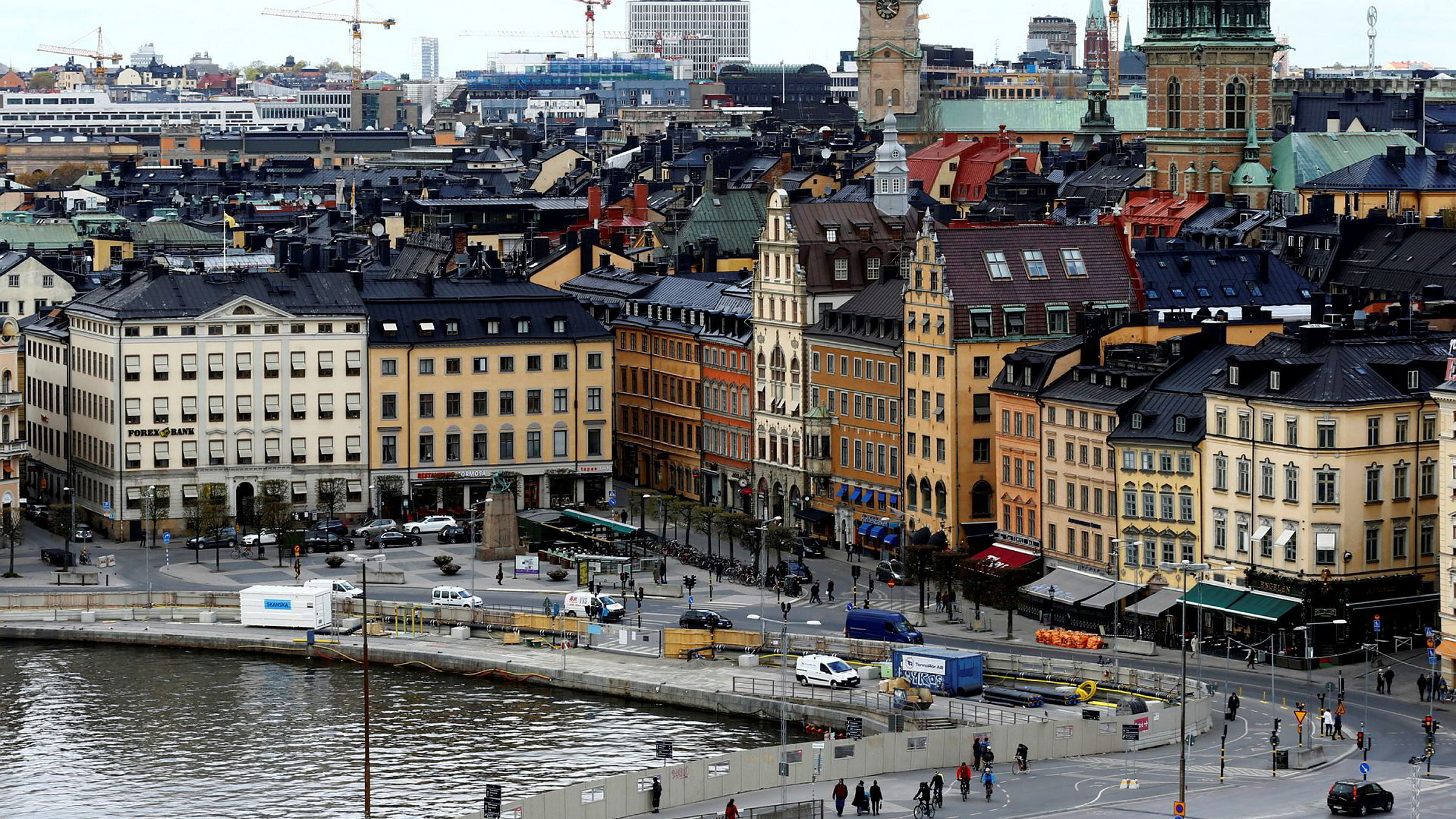 Analytiker hos det svenske Boverket venter prisras på boligmarkerdet i Sverige - særlig i Stockholm.