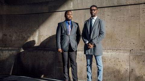 Navy Malela og Gradi Koko lekket dokumenter fra den kongolesiske banken de jobbet i. Nå er de dømt til døden i hjemlandet.