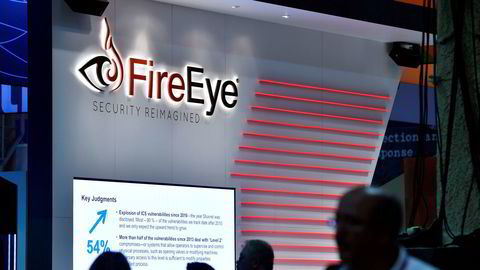 Datasikkerhetsselskapet FireEye er hacket.