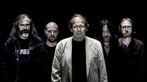 Den gamle mannen og bandet: Nasjonalskattene Ole Paus og Motorpsycho forener krefter. Søndag 23. februar spiller de i Operaen.