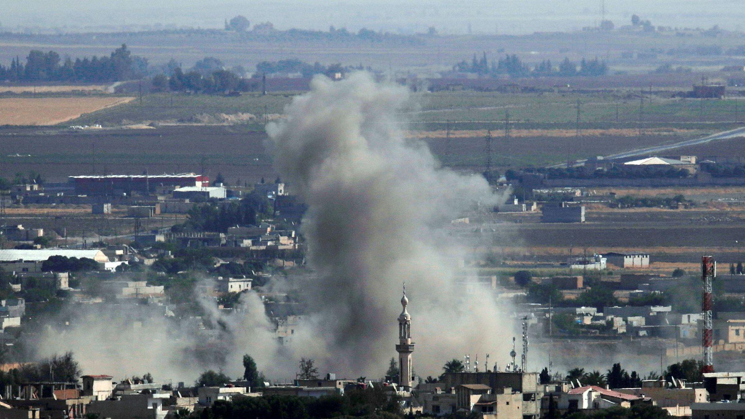 Direkte konflikt mellom Tyrkia og Syria er ett av verste fall-scenarioene Midtøsten-ekspertene har sett for seg.