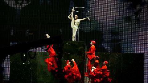 Det verdenskjente nysirkuset Cirque du Soleil opplyste mandag at det kutter flere tusen stillinger og søker om konkursbeskyttelse for å overleve koronakrisen.
