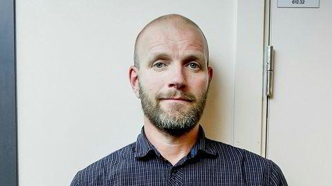 Bård Tufte Johansen.