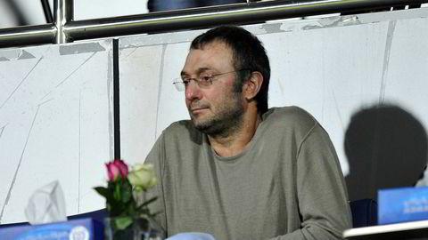 Henlagt: Franske skattemyndigheter har henlagt saken mot Suleyman Kerimov, milliardær og blant Russlands rikeste menn. Foto: AFP PHOTO / NEWSTEAM / Sergei RASULOV Jr