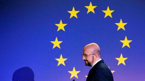 Toppmøtet er over, bekrefter EU-president Charles Michels talsmann på Twitter fredag kveld. Dermed er det duket for et nytt toppmøte om noen uker.