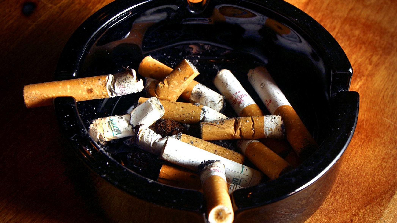 USA øker aldersgrensen for å kjøpe tobakk.
