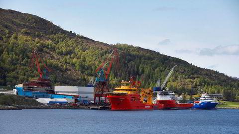 Kleven Verft i Ulsteinvik i Møre og Romsdal sendte fredag begjæring om å åpne konkurs til Sunnmøre tingrett.