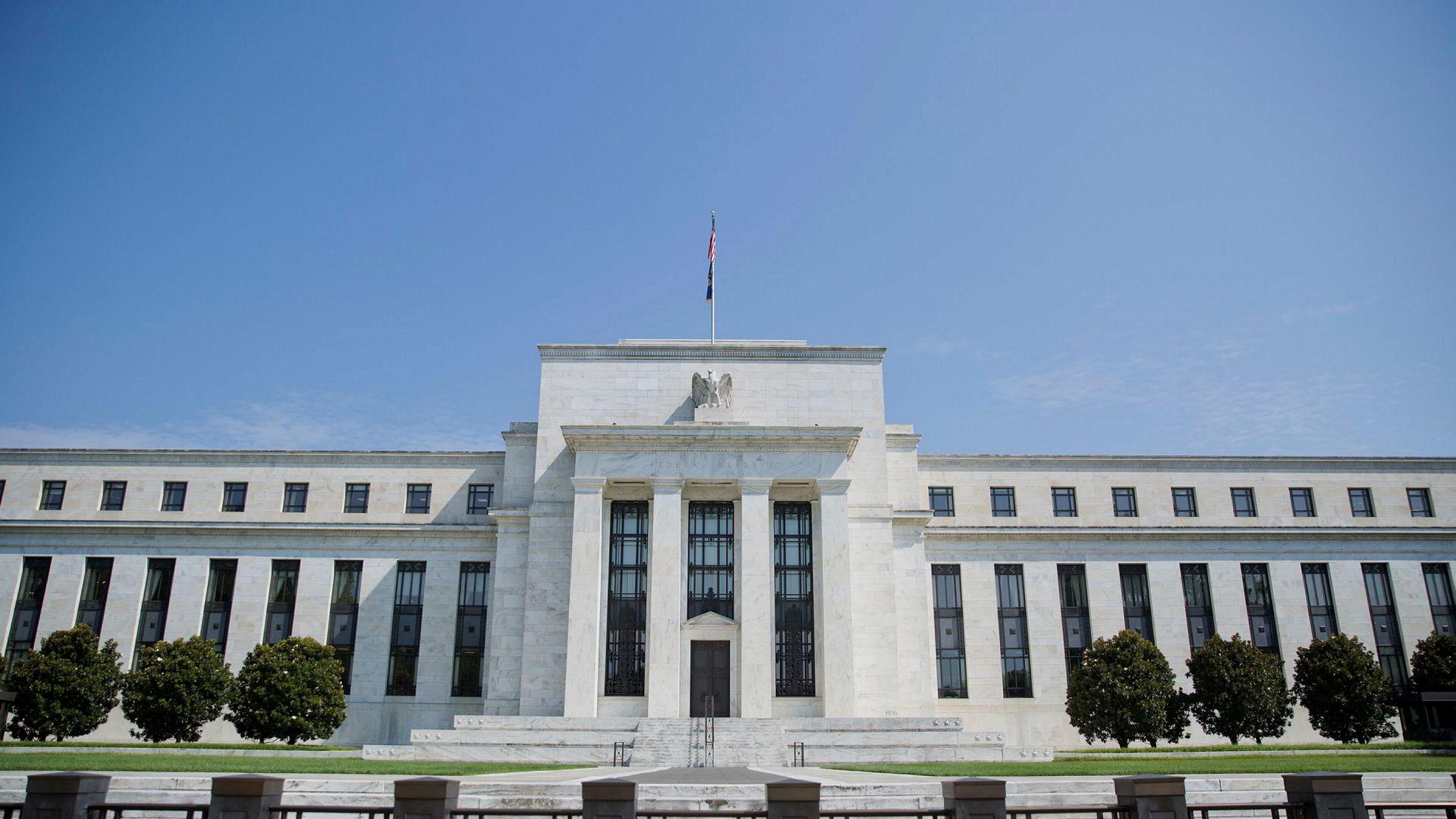Onsdag ettermiddag ble det klart at den amerikanske sentralbanken holder renten uendret.