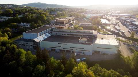 På DHLs kunstlager i Oslo oppbevares det store verdier som er unntatt norske skatter og avgifter.