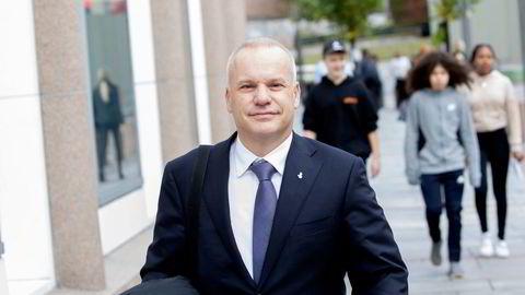 Shopper oljefelt i Russland: Equinors nye konsernsjef Anders Opedal.