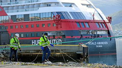 Hurtigrutens koronahåndtering forbløffer cruiseagent Arthur Kordt hos European Cruise Services.