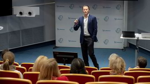 Thomas Wilhelmsen overtar kontrollen over familiens investeringsselskap Tallyman.