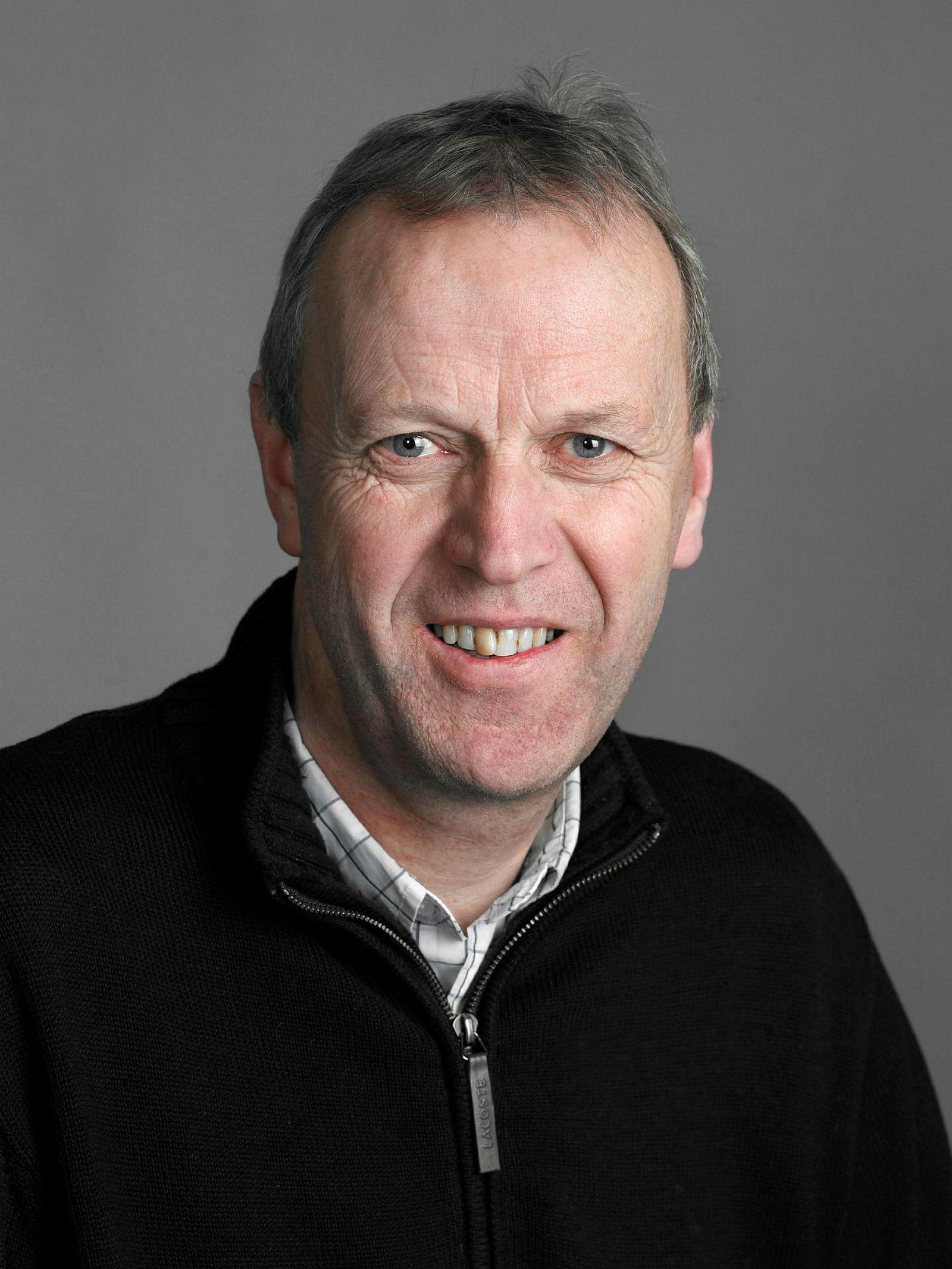 USA-ekspert Svein Melby.