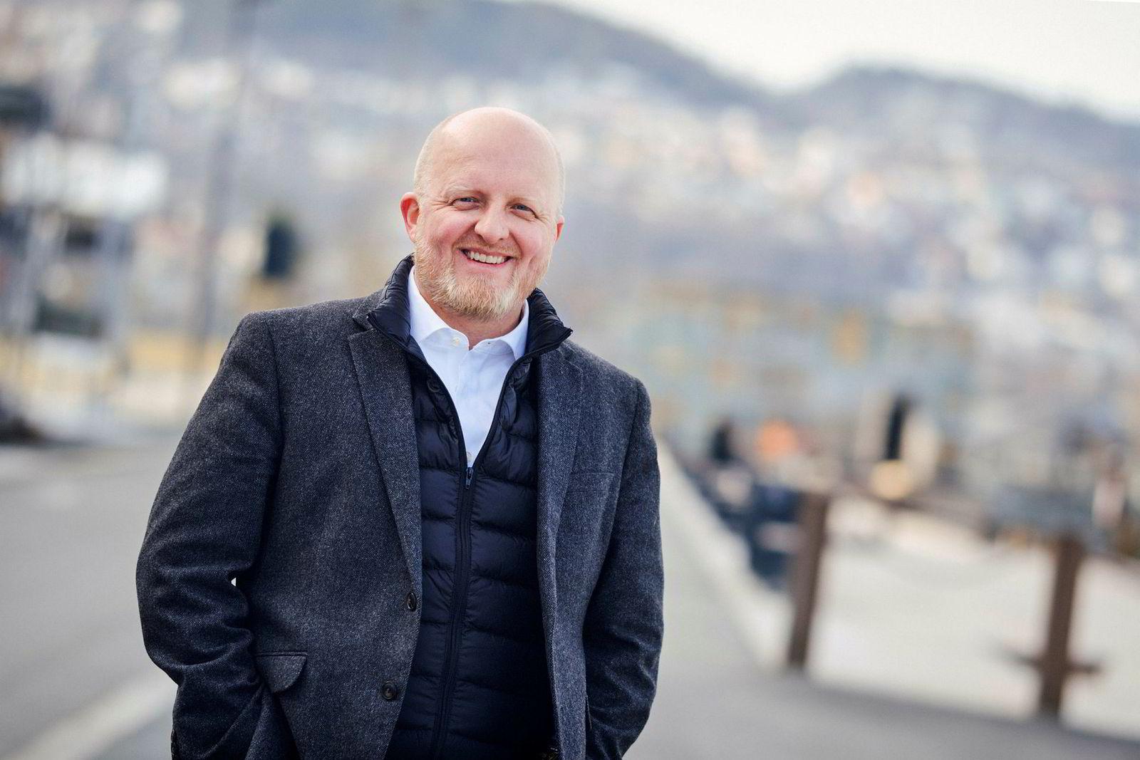 Bent Grøver i Investinor har troen på at det nyfusjonerte alpinteknolgiselskapet Skitude kan bli verdt milliardbeløp.