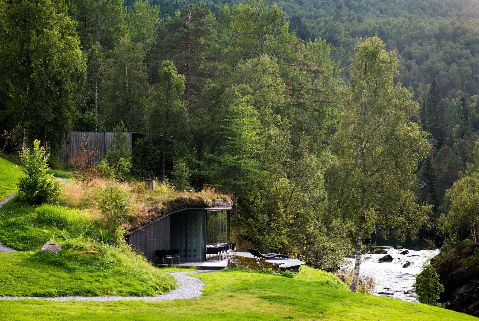 Hotelleieren ga arkitet Jan Olav Jensen frie tøyler. Resultatet har gitt hotellet oppmerksomhet i internasjonal presse.