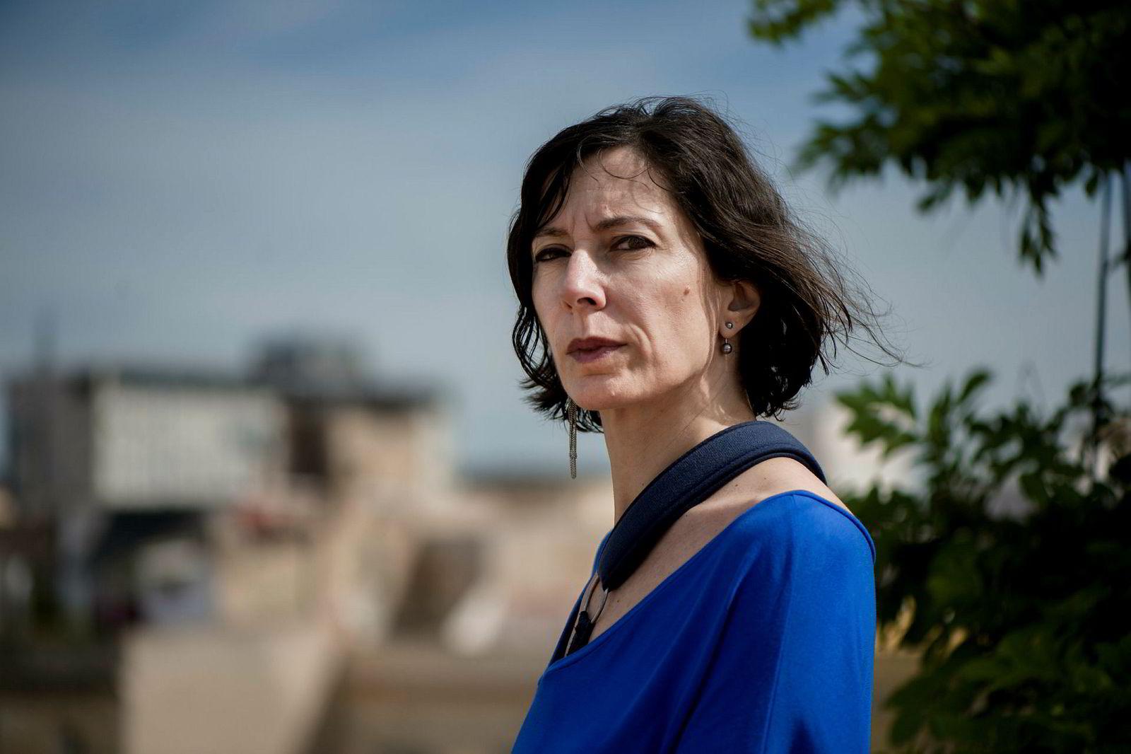 Simona Levi er en av grunnleggerne av aktivistgruppen X-net.