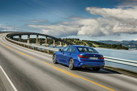 . BMW 3-serie.