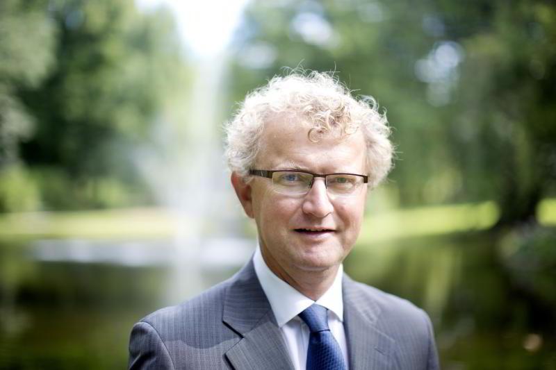 Sjefsøkonom Jan Ludvig Andreassen i Eika.