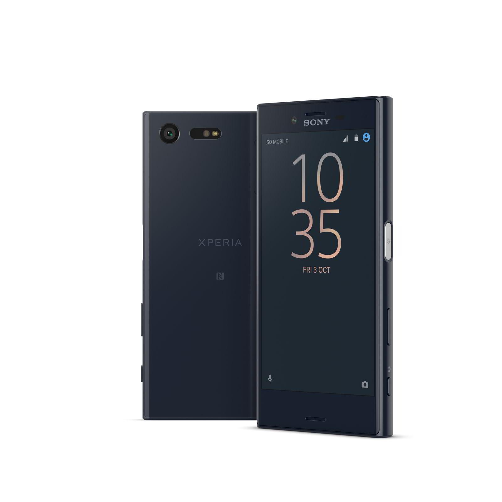 Sony Xperi XZ Compact.