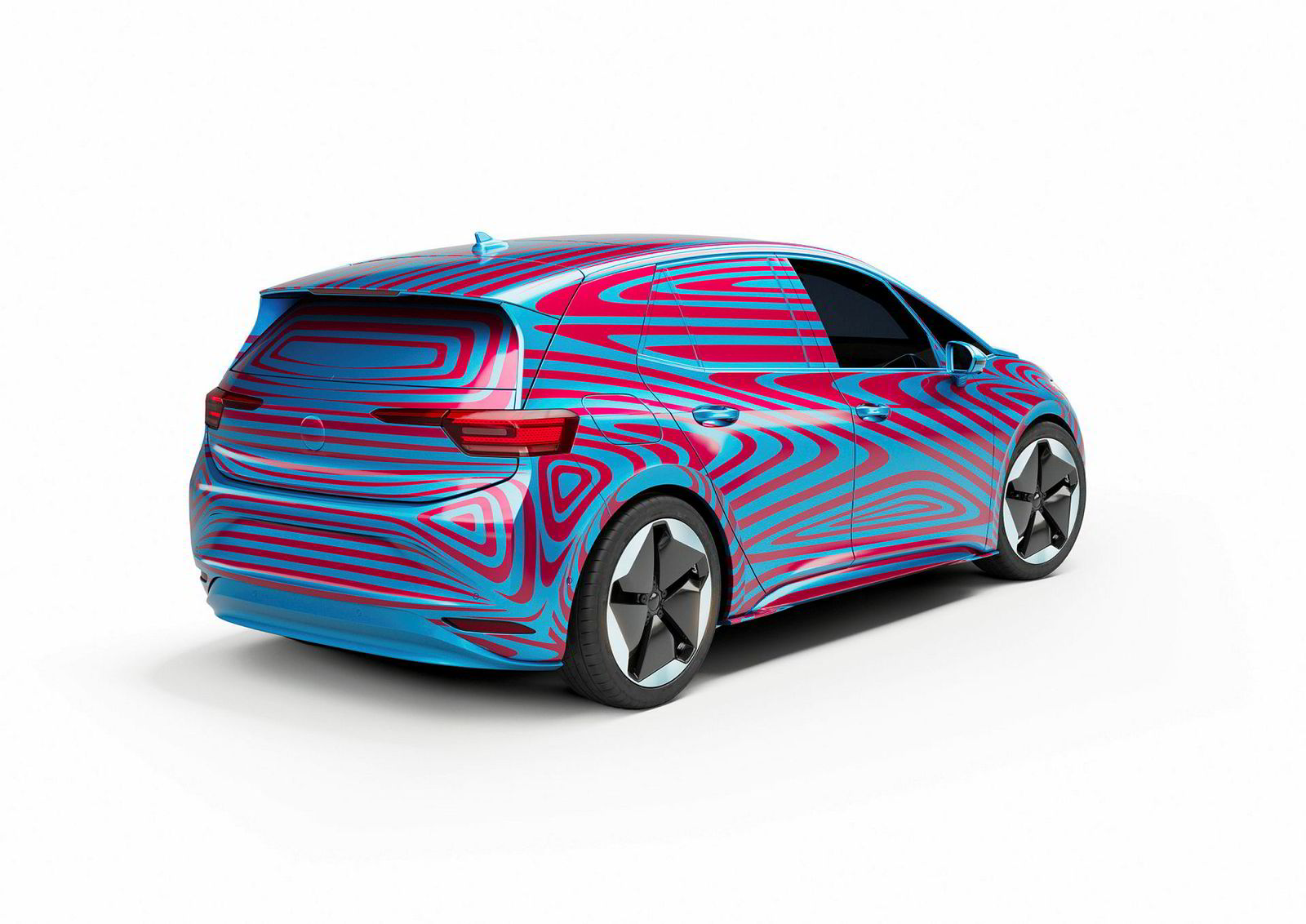 Volkswagen ID. 3 1ST har estimert levering sommeren 2020.