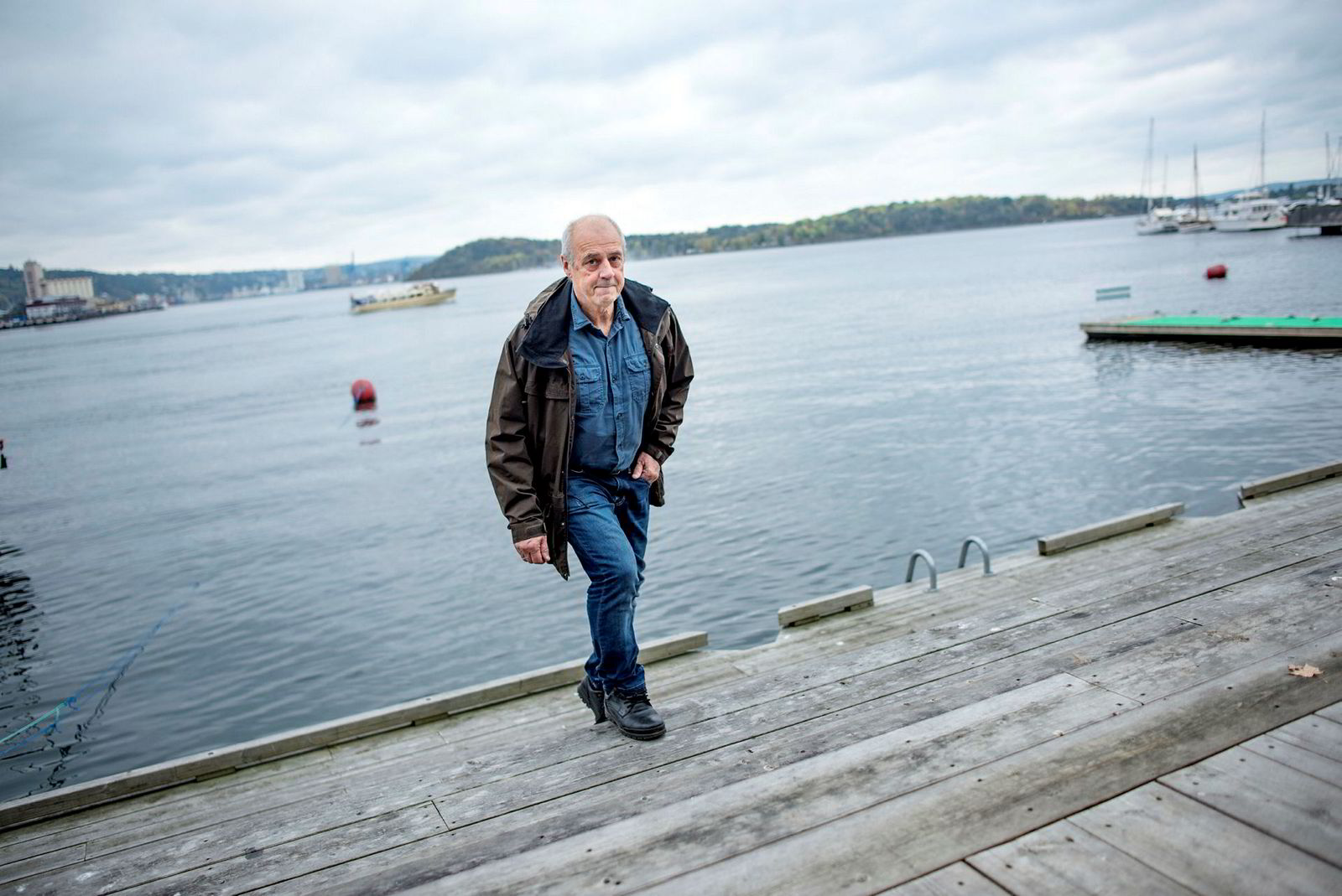 Are Nylund er fiskehelseprofessor ved Universitetet i Bergen.