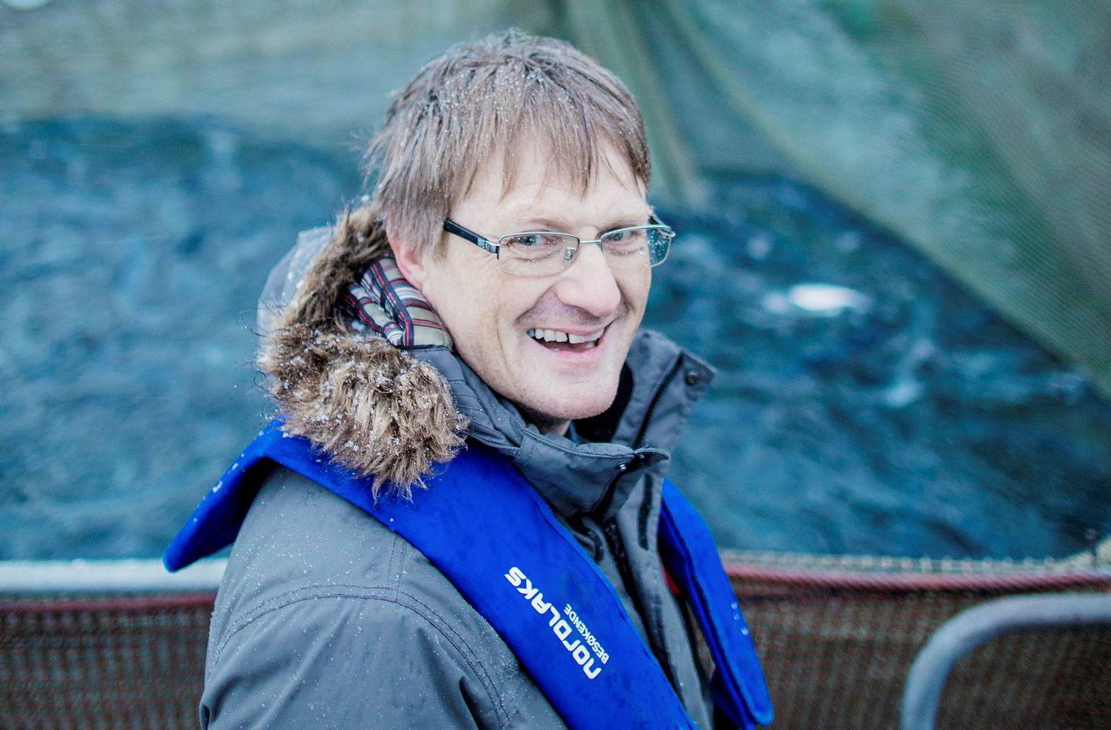 Inge Berg er eier av Nordlaks-konsernet.